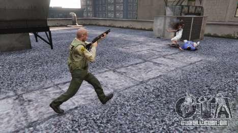 A polícia simulador de v0.1a Demo para GTA 5