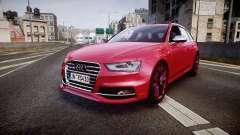Audi S4 Avant 2013 para GTA 4