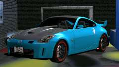 Nissan 350Z para GTA San Andreas