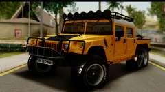 Hummer H1 6-Wheel