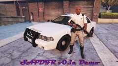 A polícia simulador de v0.1a Demo