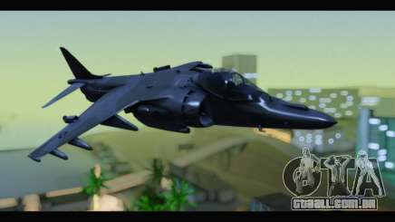 AV-8B Harrier Estovakian Air Force para GTA San Andreas