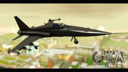 Northrop F-5E Top Gun para GTA San Andreas