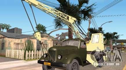 ZIL K para GTA San Andreas