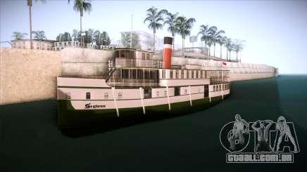 Indonesia Ferri para GTA San Andreas