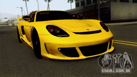 Gemballa Mirage GT v2 Windows Down para GTA San Andreas