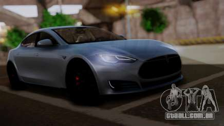 Tesla Model S 2014 para GTA San Andreas