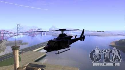 GTA 5 Valkyrie para GTA San Andreas