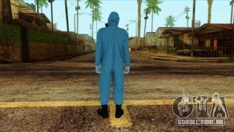 Skin 1 from Heists GTA Online DLC para GTA San Andreas segunda tela