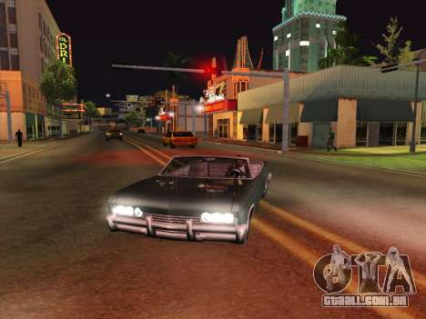 HQ ENB Series v2 para GTA San Andreas terceira tela
