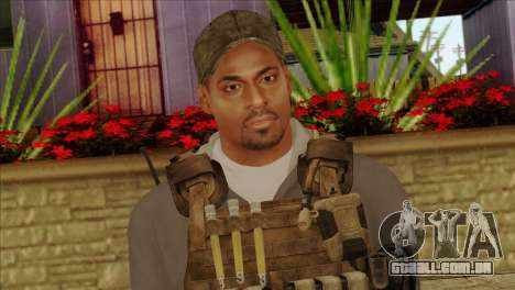 Technician from PMC para GTA San Andreas terceira tela