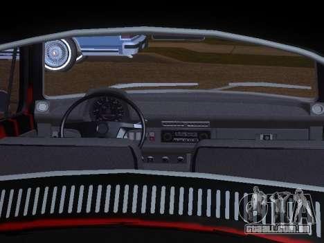 Volkswagen Super Beetle Grillos Racing v1 para o motor de GTA San Andreas