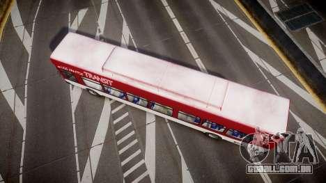 GTA V Brute Bus para GTA 4 vista direita
