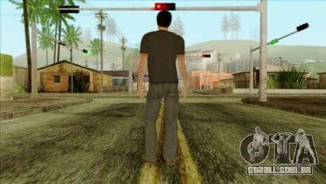 Young Alex Shepherd Skin para GTA San Andreas segunda tela