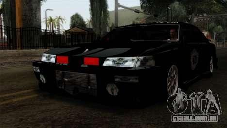 Sultan FIB para GTA San Andreas