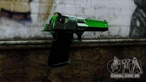 Desert Eagle Pakistan para GTA San Andreas segunda tela
