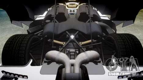 Koenigsegg Agera 2013 Police [EPM] v1.1 PJ3 para GTA 4 vista lateral