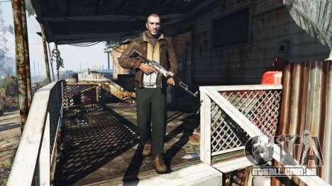 GTA 5 Niko Bellic segundo screenshot