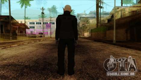 Skin 2 from Heists GTA Online DLC para GTA San Andreas segunda tela