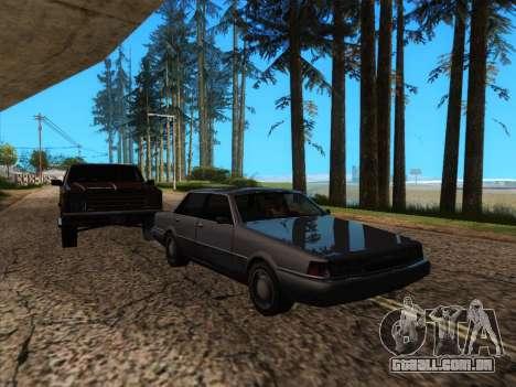 HQ ENB Series v2 para GTA San Andreas sétima tela