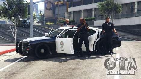 Chamar a polícia v0.1 para GTA 5