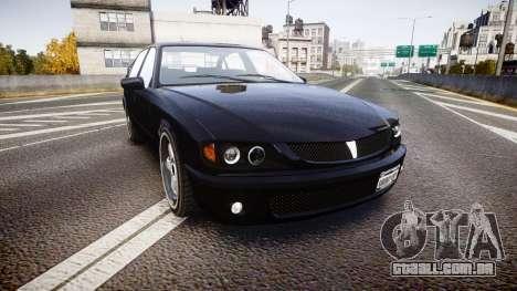 Declasse Merit GTO para GTA 4