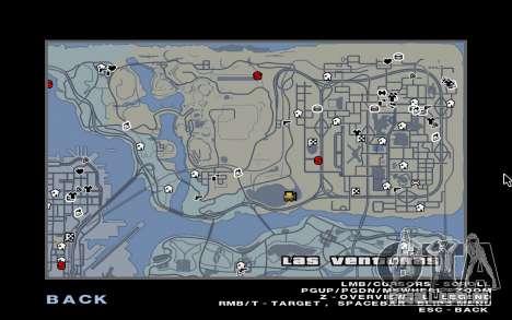GTA 5 Map Mod v1.3 para GTA San Andreas segunda tela