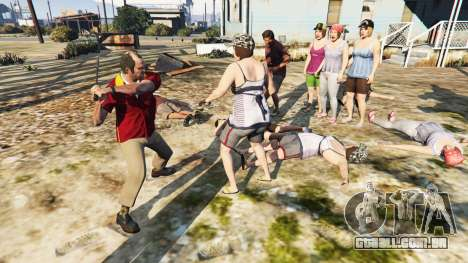 GTA 5 Hostil. terceiro screenshot