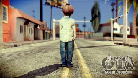 Walter Sullivan SH4 Skin para GTA San Andreas segunda tela