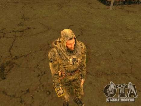 Geiger para GTA San Andreas segunda tela