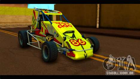 Larock Sprinter para GTA San Andreas
