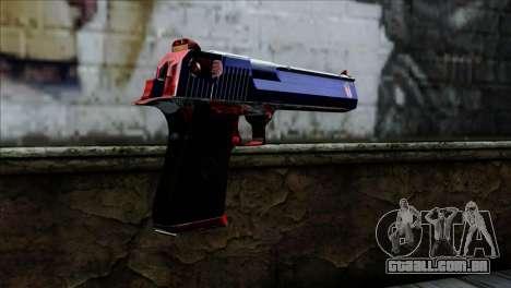 Desert Eagle Criacia para GTA San Andreas segunda tela