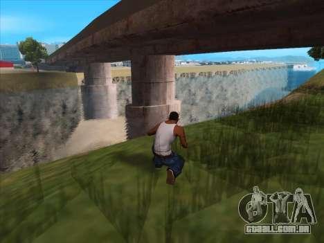 HQ ENB Series v2 para GTA San Andreas sexta tela