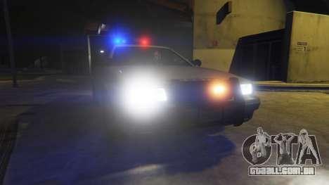 A melhoria da iluminação para GTA 5