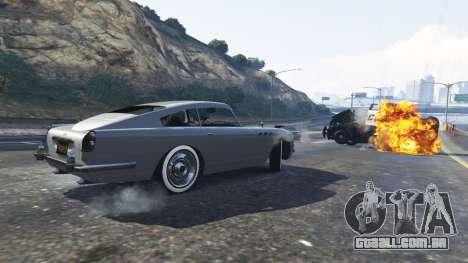 GTA 5 Trabalho JB700 terceiro screenshot