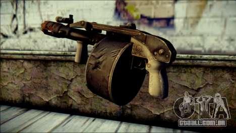 Rumble 6 Combat Shotgun para GTA San Andreas segunda tela