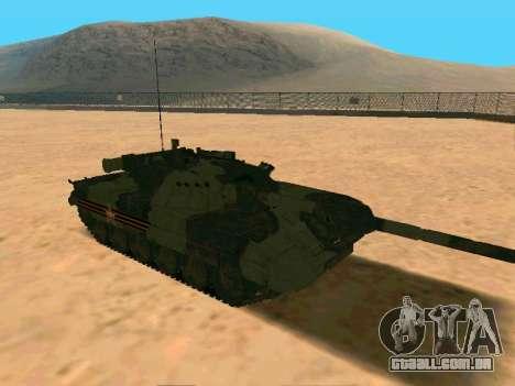 T-80U para GTA San Andreas