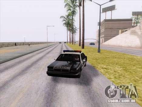 HQ ENB Series v2 para GTA San Andreas quinto tela