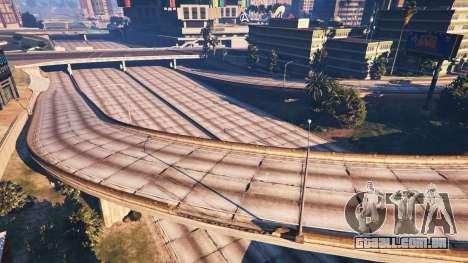 GTA 5 A falta do tráfego terceiro screenshot