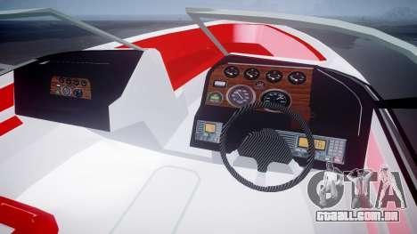 Velocidade barco para GTA 4 vista direita