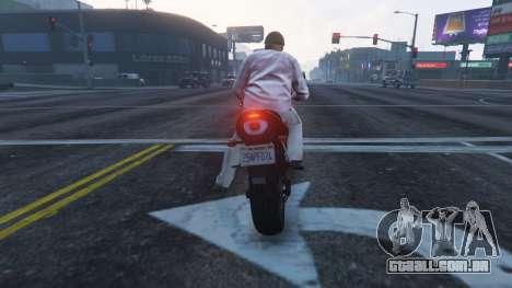 Luzes de freio para GTA 5