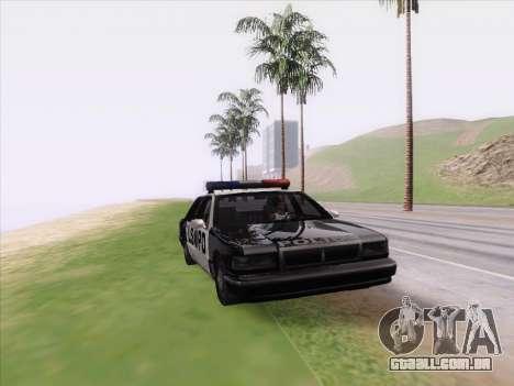HQ ENB Series v2 para GTA San Andreas segunda tela