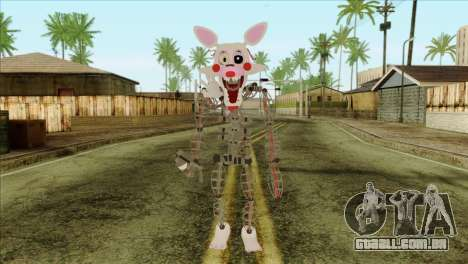 Mangle from Five Nights at Freddy 2 para GTA San Andreas