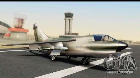 Ling-Temco-Vought A-7 Corsair 2 Belkan Air Force para GTA San Andreas