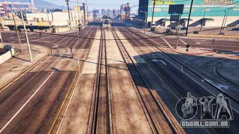 GTA 5 A falta do tráfego segundo screenshot