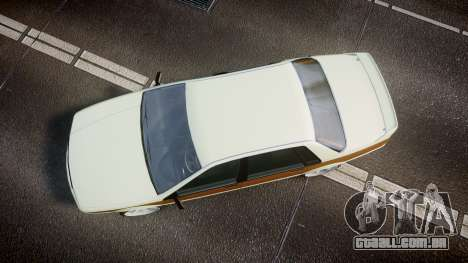 Albany Primo Camber Tuned para GTA 4 vista direita