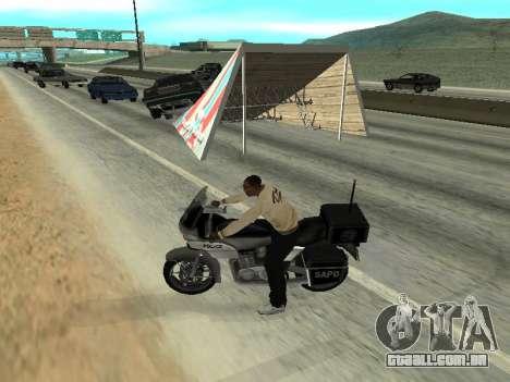 Saltos para GTA San Andreas terceira tela