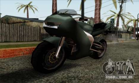GTA LCS PCJ-600 para GTA San Andreas
