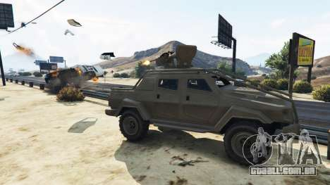 GTA 5 Control Heist Vehicles Solo v1.3 terceiro screenshot