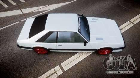 Vapid Uranus V Speed para GTA 4